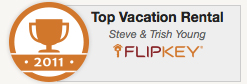 Top Vacation Rental Victoria Flip Key 2011