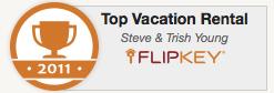 Top Vacation Rental Victoria Flip Key 2011