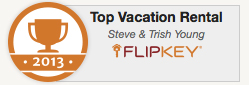 Top Vacation Rental Victoria Flip Key 2013