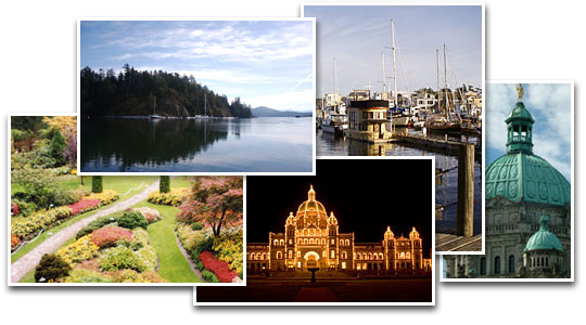 Victoria bc canad getting here transportation links tourism getting to victoria sciox Choice Image